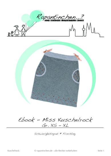 Foto zu Schnittmuster Miss Kuschelrock von Rapantinchen
