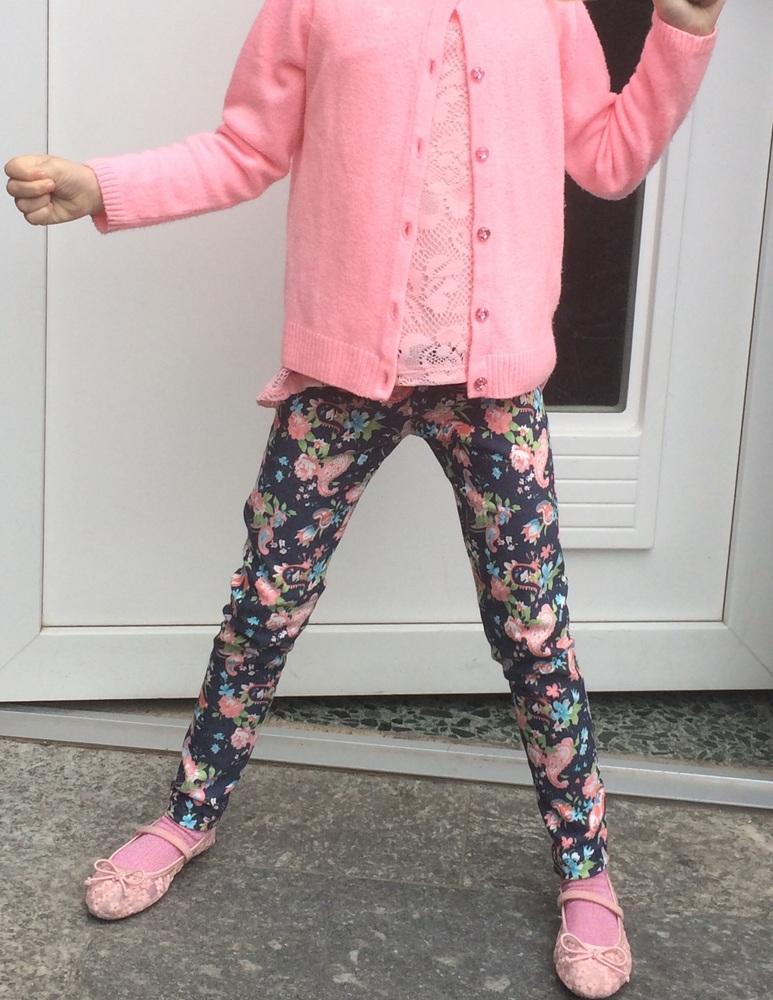 Foto zu Schnittmuster Beinschmeicheleien von rosarosa