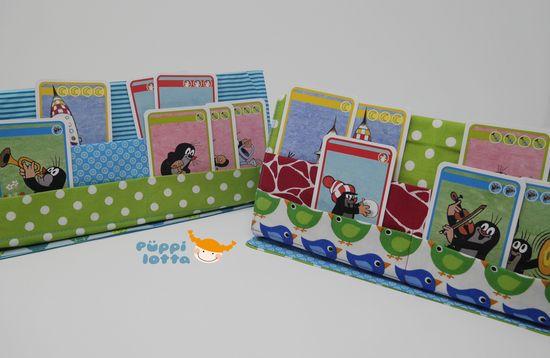 Produktfoto für Schnittmuster Kartenhalter KiddiCard von shesmile