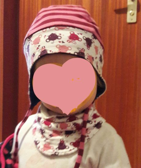 Foto zu Schnittmuster Ohrenklappenmütze von Schnabelina