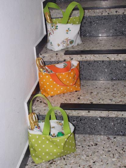 Produktfoto für Schnittmuster Osterkörbchen von Einchen