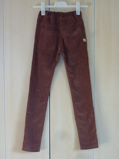 Schnittmuster Mottis Jeans slimfit von Made for Motti als e-book für Jungen, Mädchen in Kategorie Hose (86–146)