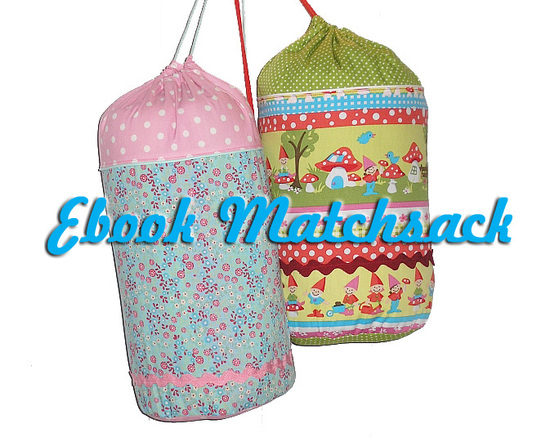 Ebook matchsack cover