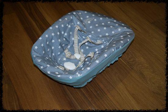 Produktfoto für Schnittmuster Bezug für Tripp Trapp Newborn-Schale von Betty-Baby