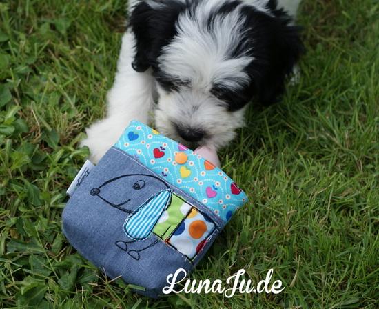 Foto zu Schnittmuster Let's Gassi-Bag von LunaJu
