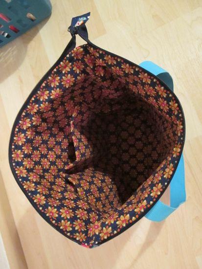 Produktfoto für Schnittmuster Shopping Bag Ela von Be pretty by Beate