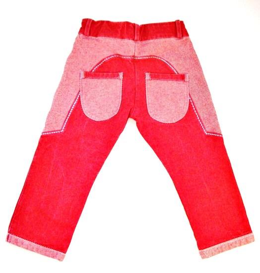Schnittmuster Kinder-Jeans Stephan von Pflaumenwurst