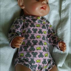 Foto zu Schnittmuster Puppenbody von Schnabelina