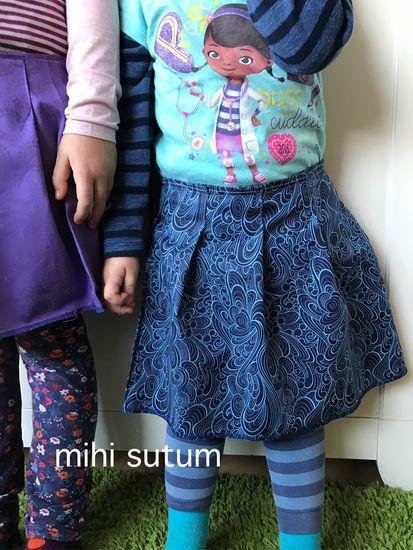 Foto zu Schnittmuster Lupinchen von Mrs.de-Elfjes