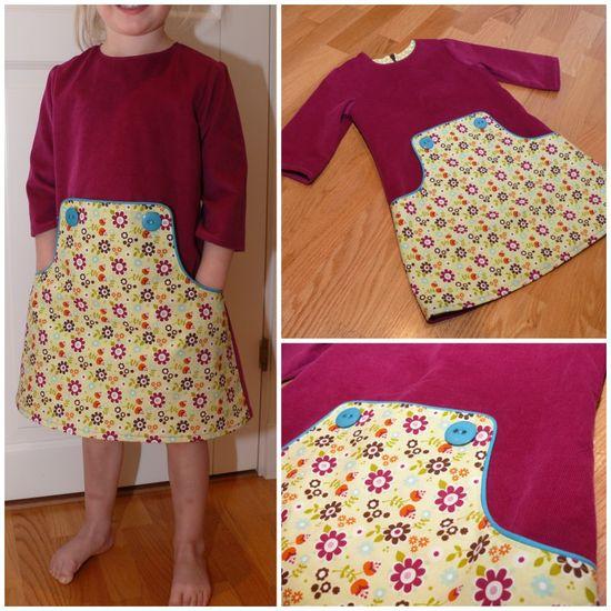 Foto zu Schnittmuster The Louisa Dress von Compagnie M