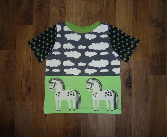 Produktfoto für Schnittmuster BasisShirt(s) von Anni Nanni
