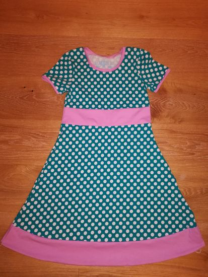 Produktfoto für Schnittmuster Little Sun-Day-Dress von Paulina näht
