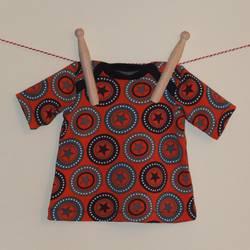 Foto zu Schnittmuster Puppen Kleid von Hummelhonig