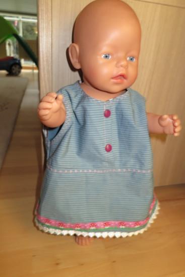 Produktfoto für Schnittmuster Arwen in Puppengröße von Ruellis Welt