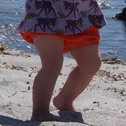 Foto zu Schnittmuster Kaulquappe - kurze Hose von Hummelhonig