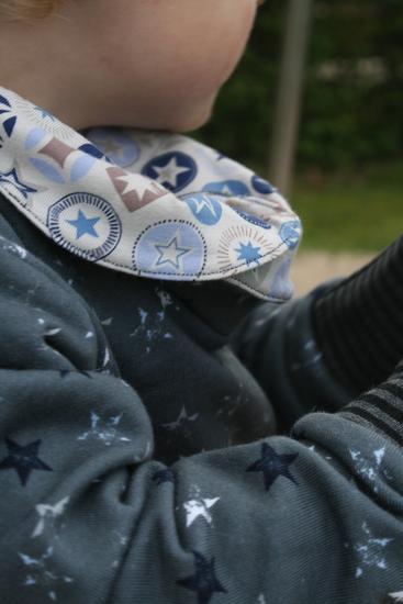 Produktfoto für Schnittmuster Pull it Over von Sara & Julez