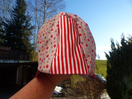Produktfoto für Schnittmuster kleine Polli-Cap von Kleiner Polli-Klecks