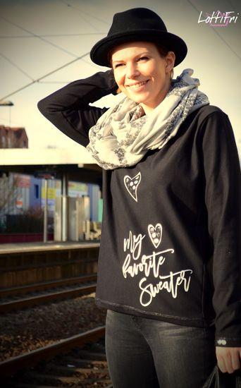 Produktfoto für Schnittmuster my favorite sweater von schaumzucker