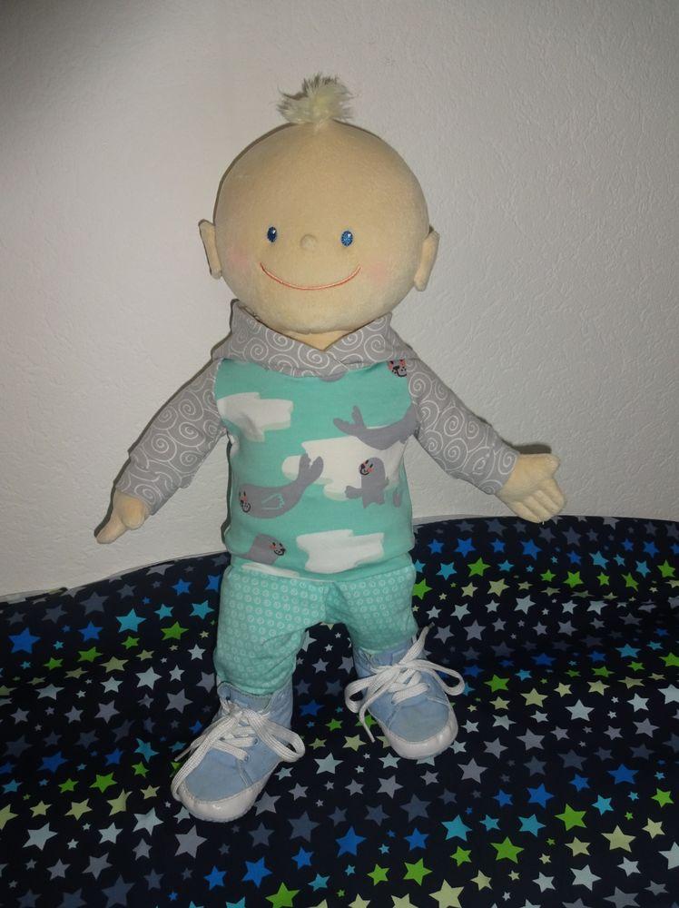 Foto zu Schnittmuster Puppenpullover von Mamahoch2