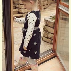 Foto zu Schnittmuster Maus - Tunika/Kleid von Hummelhonig