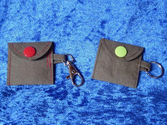Foto zu Schnittmuster Chiptäschchen von Bunte Knete von Frl. Päng