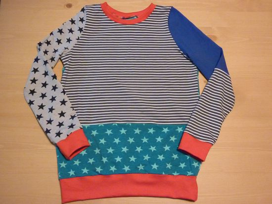 Foto zu Schnittmuster Basic-Shirt von heidimade
