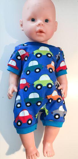 Produktfoto für Schnittmuster Sommer-Pepino für Puppen von Bunte Nähigkeiten