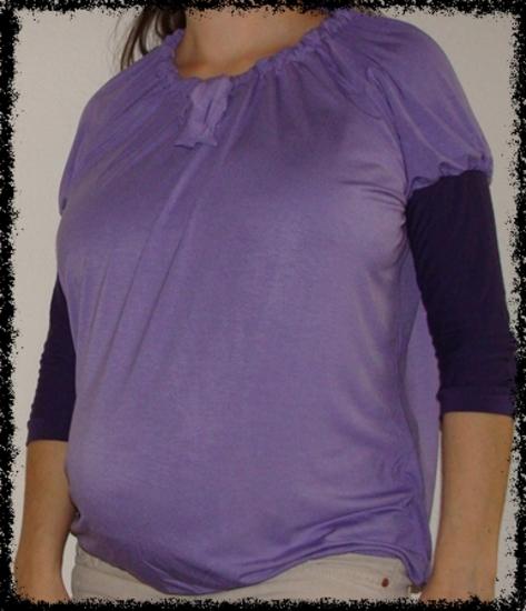 Produktfoto für Schnittmuster Bluse Selma von drei eMs