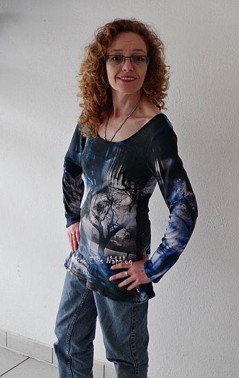 Produktfoto für Schnittmuster Shirt Nr. 1 von Leni Pepunkt