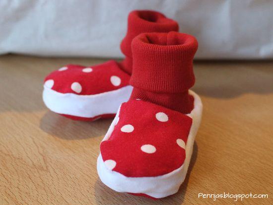 Produktfoto für Schnittmuster Tippy Toes 2.0 von Am liebsten Sorgenfrei