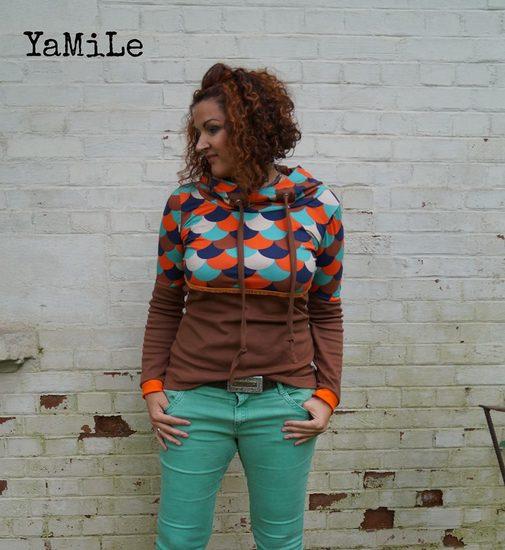 Produktfoto für Schnittmuster Missy von Melian's kreatives Stoffchaos