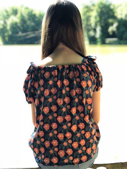 Produktfoto für Schnittmuster #34 Butterfly von Ottobre Design