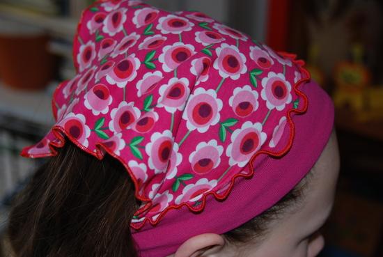 Foto zu Schnittmuster Haarbandkopftuch Lotta von lolletroll