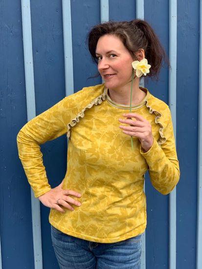 Produktfoto für Schnittmuster Pulli Charlette von SchnittmusterLounge