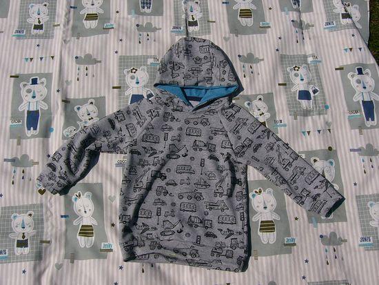 Produktfoto für Schnittmuster #11 Lambswool von Ottobre Design