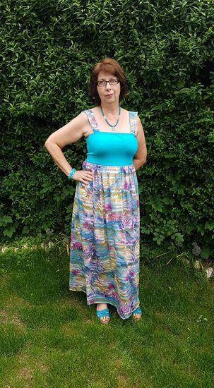 Produktfoto für Schnittmuster Boho-Bandeau für Damen von Rosalieb & Wildblau