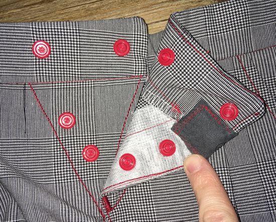 Produktfoto für Schnittmuster #21 Diagonally Buttoned von Ottobre Design
