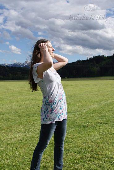 Produktfoto für Schnittmuster Shirt & Tunika Anna von Bunte Nähigkeiten