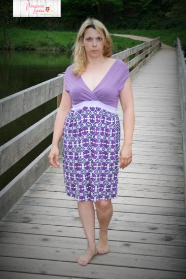 Foto zu Schnittmuster Bohemian Summer von lilabrombeerwölkchen