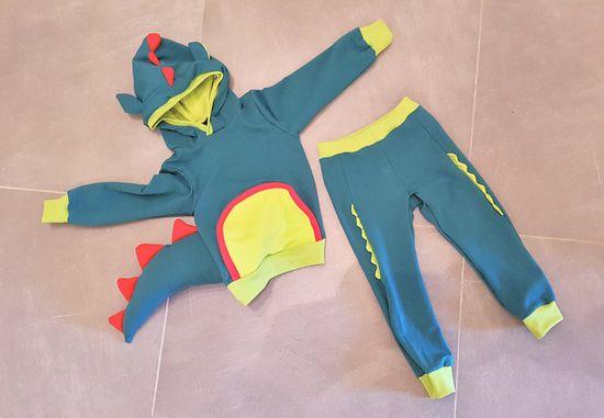 Produktfoto für Schnittmuster #10 Dino Run von Ottobre Design