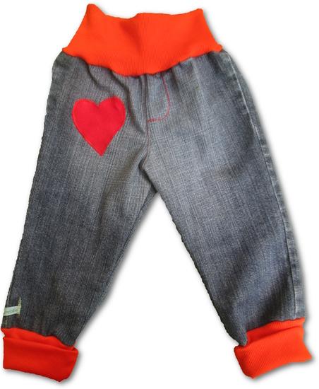 Produktfoto für Schnittmuster timtom No.9 Babyjeans und Knickerbocker (Tino) von timtom
