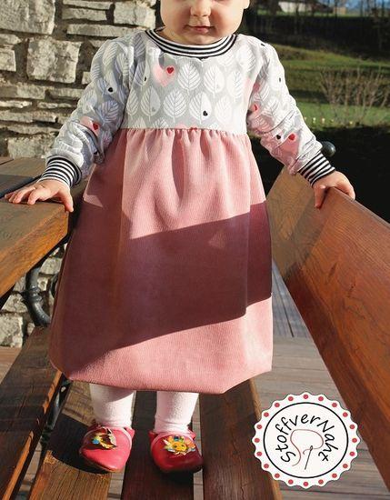 Foto zu Schnittmuster Ballooom das Kleidchen von Freestyle Rocker