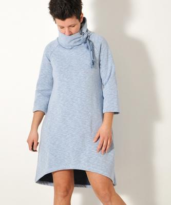 Schnittmuster Sweatkleid Swinging.Raglan