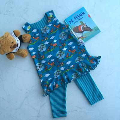 Bekannt Alles Jersey - Babykleidung nähen GP66