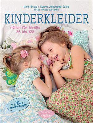 Kinderkleider nähen für Größe 86 bis 128